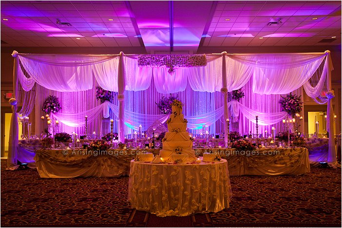 gorgeous indoor michigan wedding reception at palazzo grande