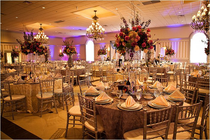 awesome indoor michigan wedding reception at palazzo grande