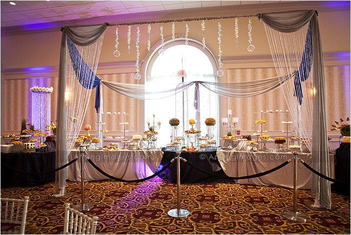 unique indoor michigan wedding reception at palazzo grande