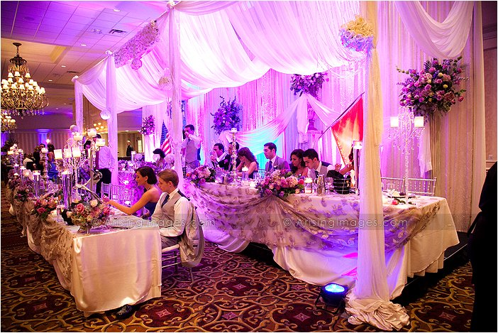 indoor michigan albanian wedding reception at palazzo grande