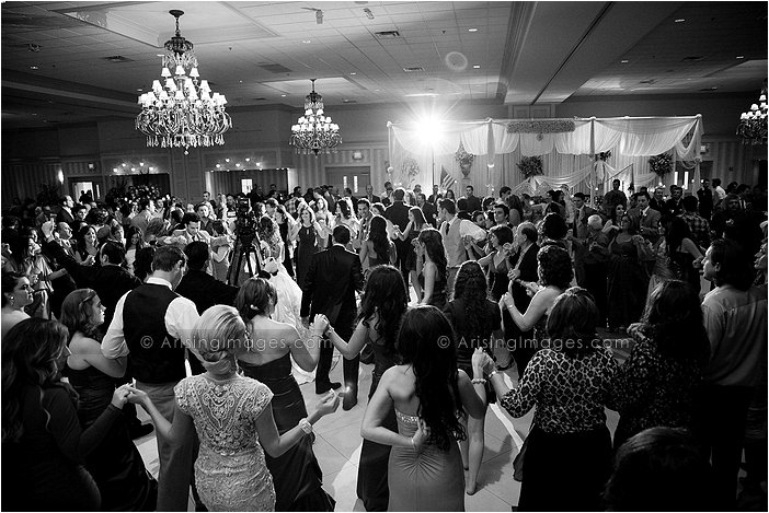 palazzo grande shelby township, Mi wedding dance floor