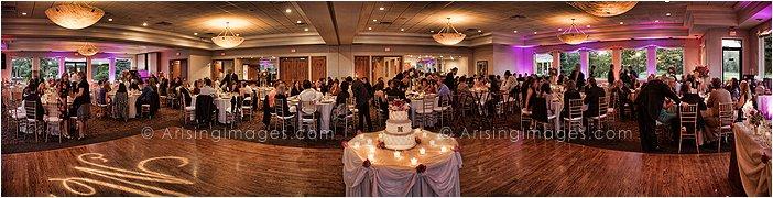 gorgeous michigan wedding reception photography
