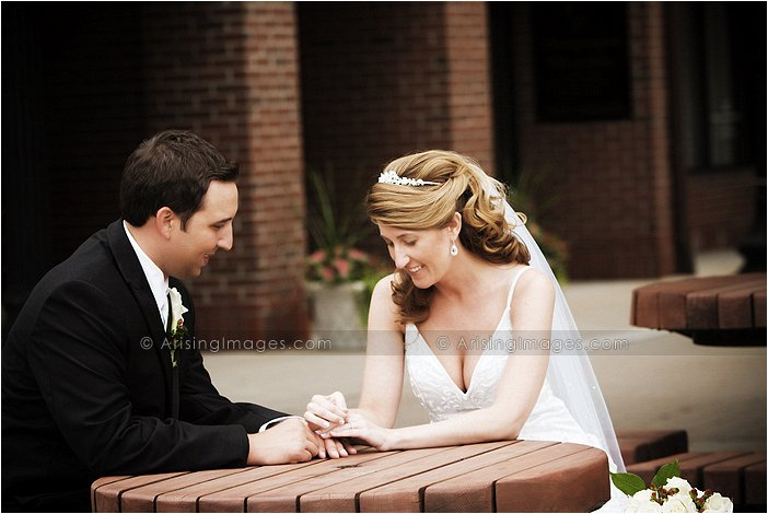 mt. clemens, michigan wedding photography at sycamore hills