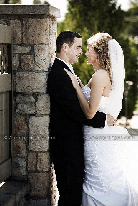 downtown auburn hills, MI wedding photography