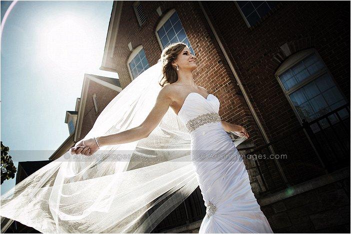 edgy wedding photography in auburn hills, MI