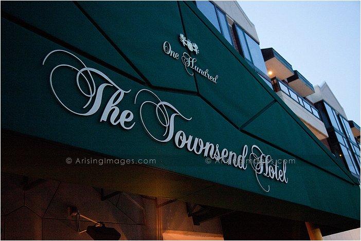 Birmingham Mi Townsend Hotel Picture