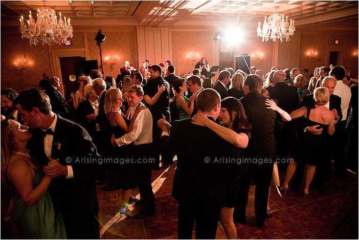 townsend hotel, Mi dance floor photography