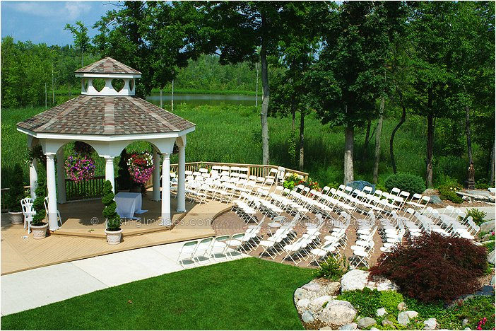 Twin Lakes Golf Course, Oakland Township Michigan wedding ...