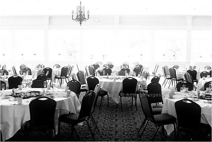 twin lakes golf course indoor michigan wedding reception photographer