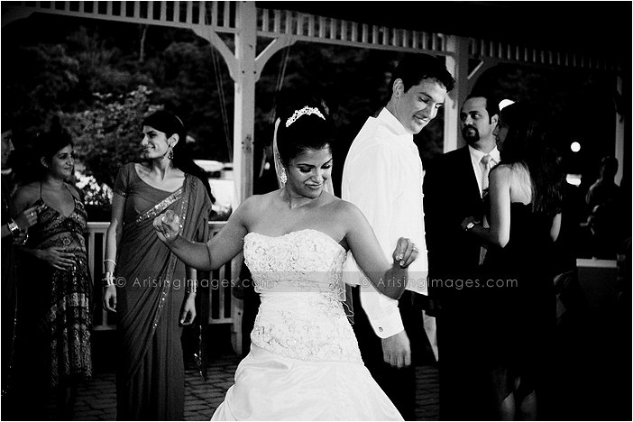 wedding dance photography in saline, mi