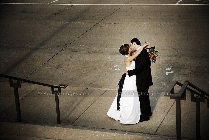 southfield civic center outdoor wedding photography