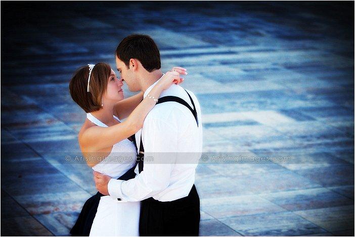 intimate southfield, michigan wedding photography