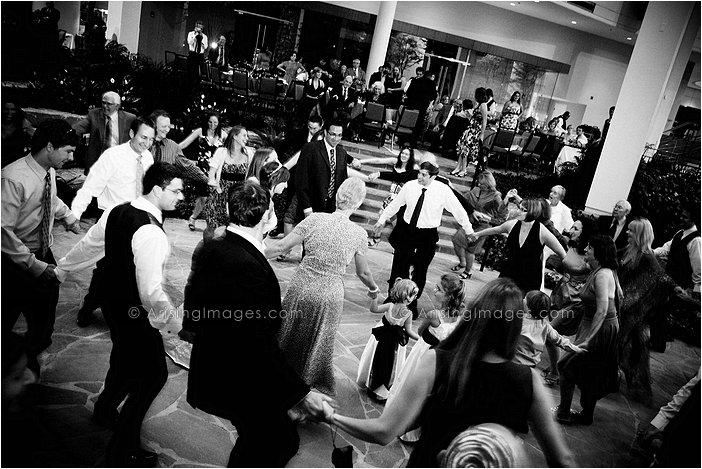 westin southfield atrium dance floor photography