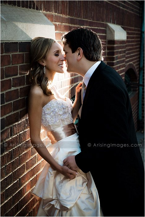 downtown rochester, mi wedding photography