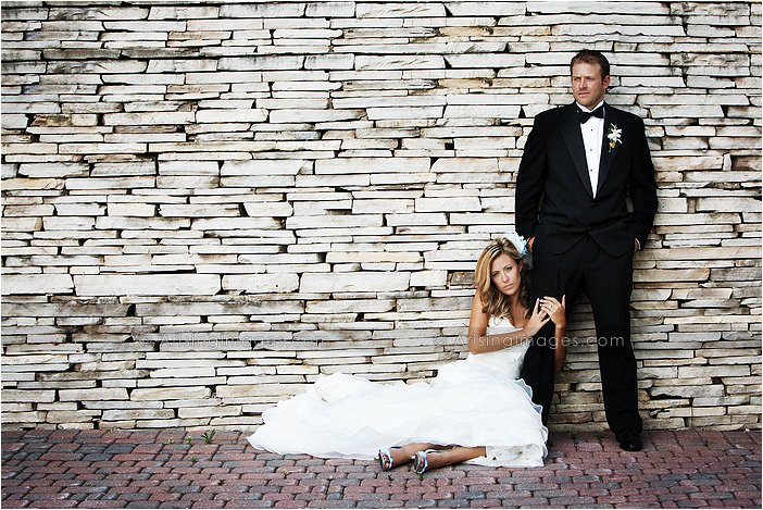 creative wedding photography at wyndgate country club