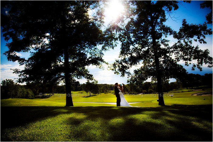 wyndgate country club outdoor wedding photography
