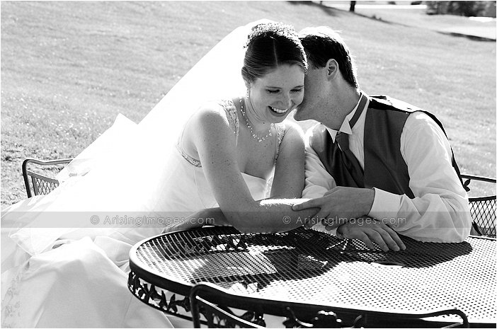 artistic wedding photography in rochester, Mi