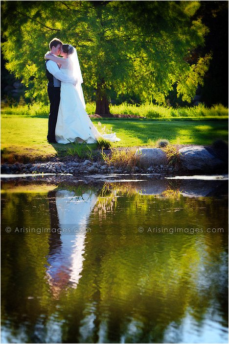lakeside wedding photography in michigan