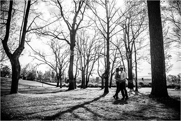 oakland county, mi engagement pictures