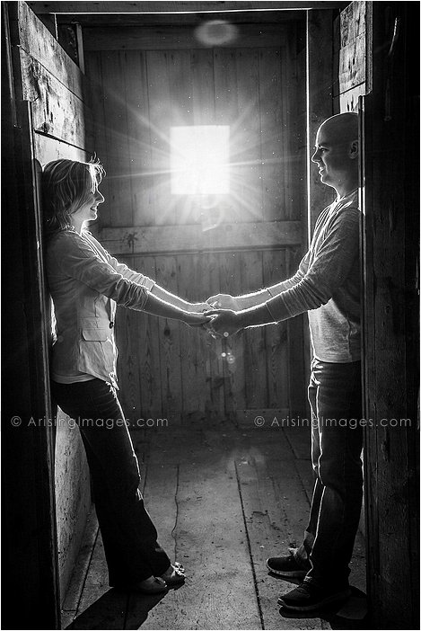 creative engagement pictures in oakland county, mi