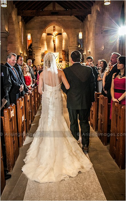 fabulous wedding photography at st. hugo of the hills
