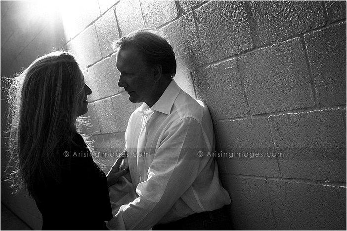beautiful engagement pictures in auburn hills, mi