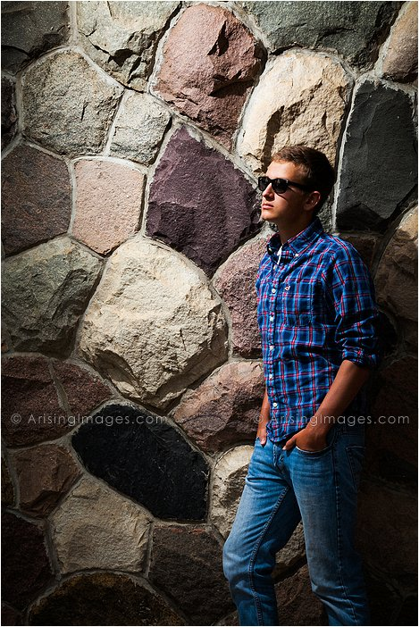 senior pictures in downtown auburn hills, mi