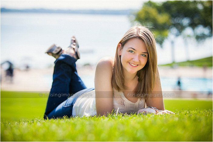 orchard lake country club senior pictures