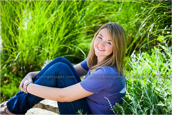 senior pictures at orchard lake country club, mi