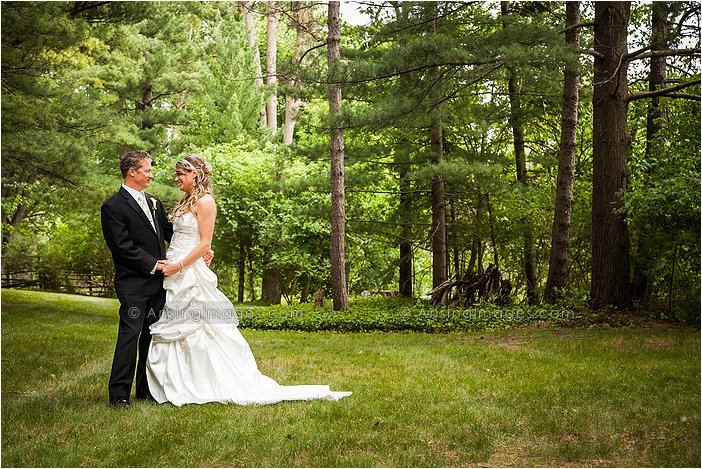 outdoor wedding ceremonies in southeast michigan