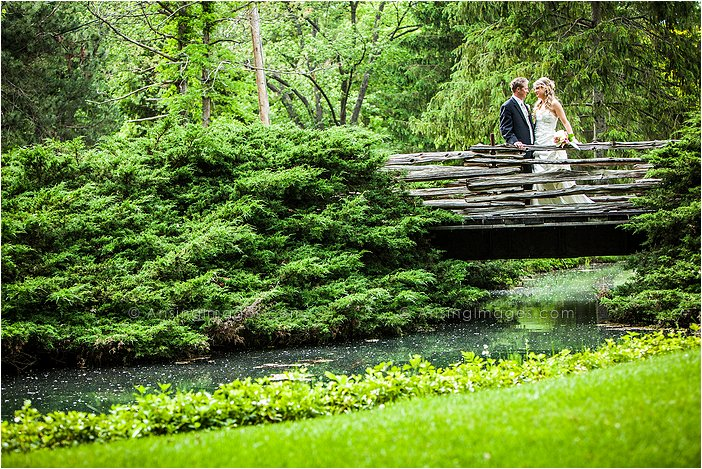 michigan backyard wedding photography
