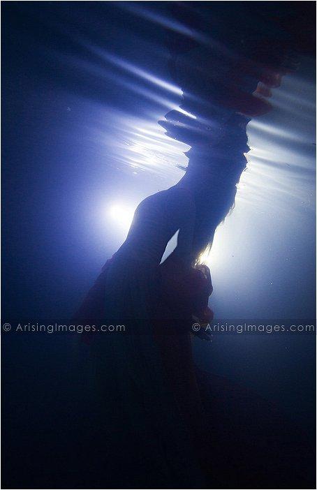 underwater portrait art in michigan