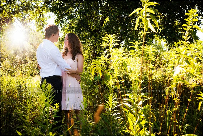 edgy engagement photography in oakland county michigan