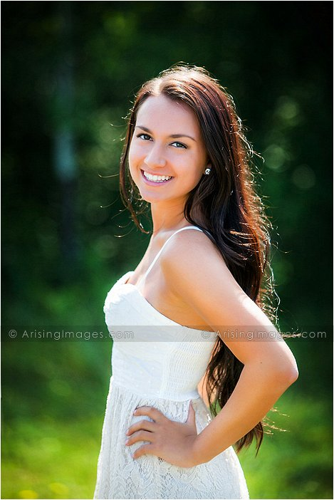 creative senior pictures in rochester, mi