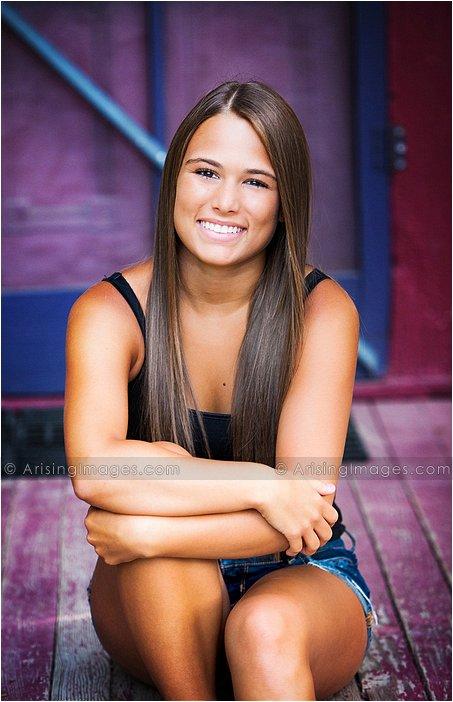 high school senior photography in northville, mi