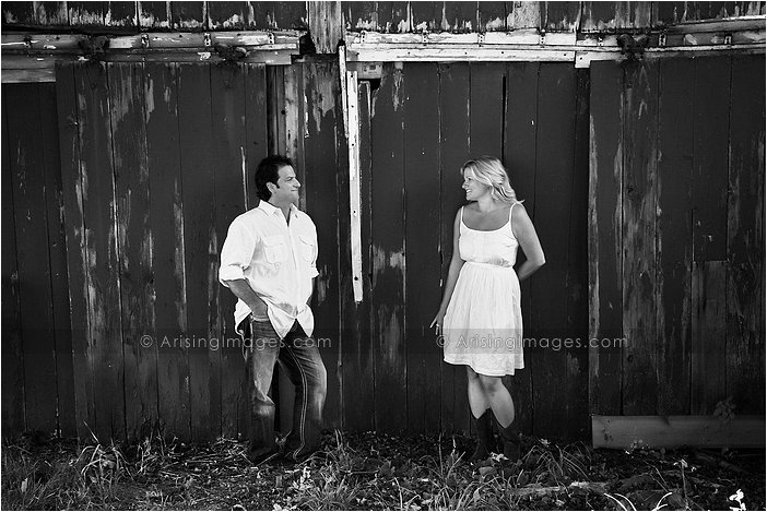 creative engagement photography in rochester, mi