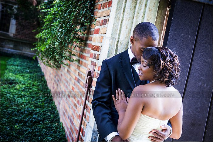 gorgeous wedding photography at meadow brook hall