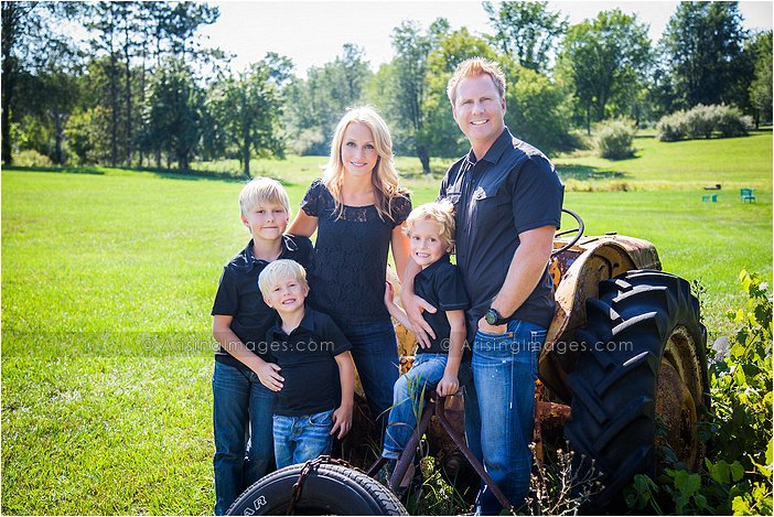 striking family photography in rochester hills, mi