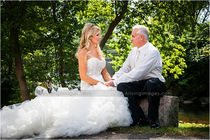 amazing wedding photography at the royal park hotel, mi
