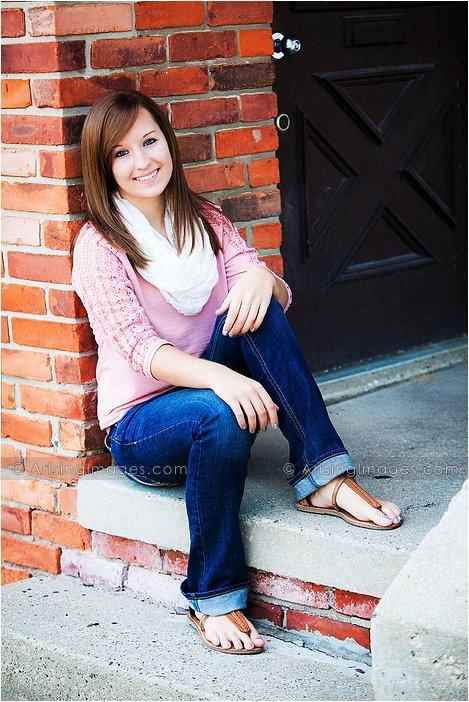 rochester, michigan senior photography