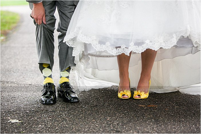 gorgeous golf course wedding photography in michigan