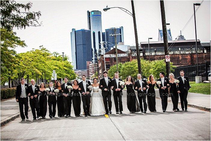 Amazing Detroit Wedding Photographers