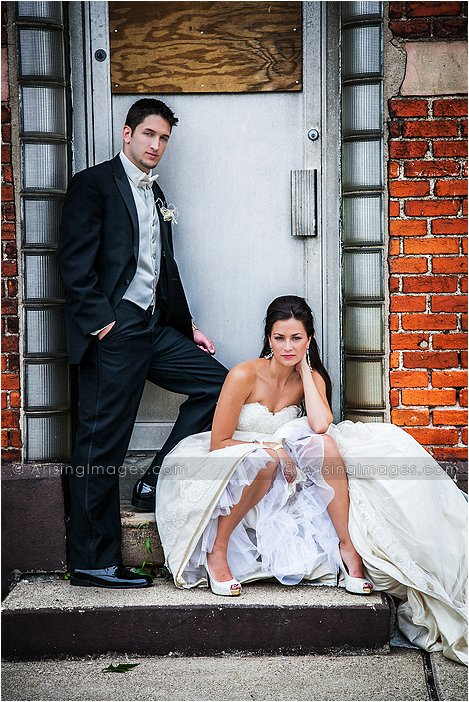 Creative Detroit Wedding Photographers