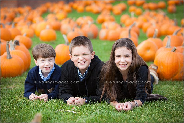 rustic family pictures in michigan