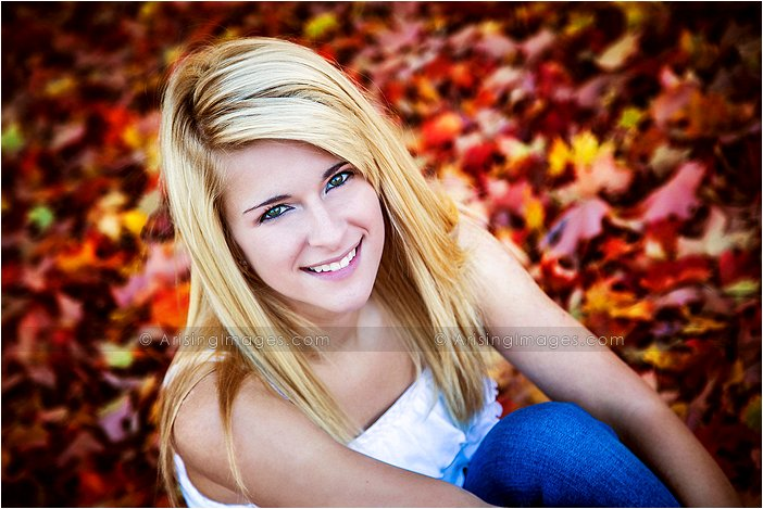 farm setting for senior pictures in michigan