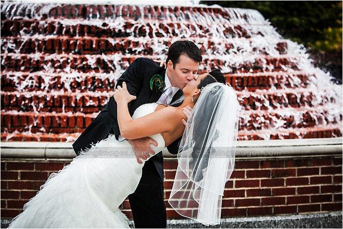 Lovett Hall at Henry Ford Wedding Photographer