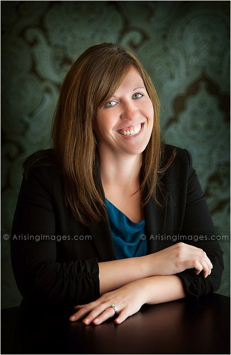 business head shot