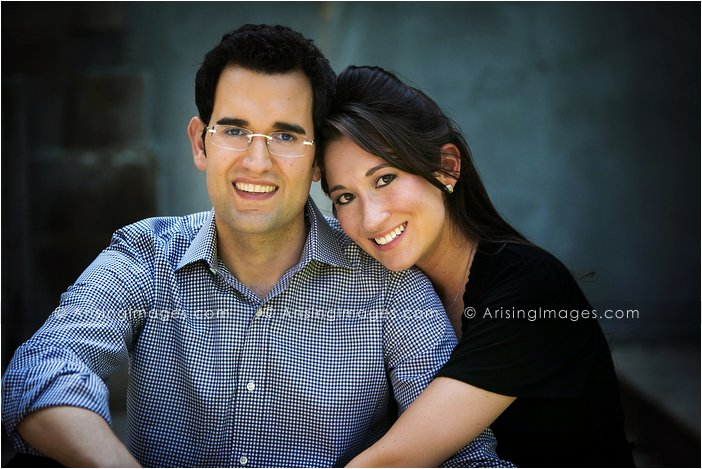 engagement photos at cranbrook