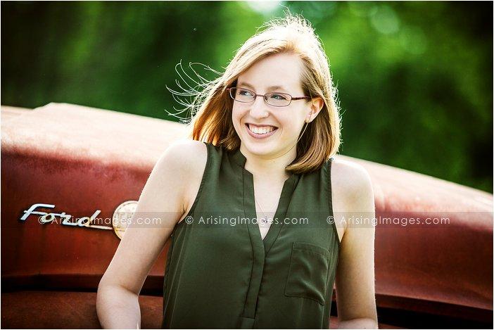 Amazing senior photography in Okland county