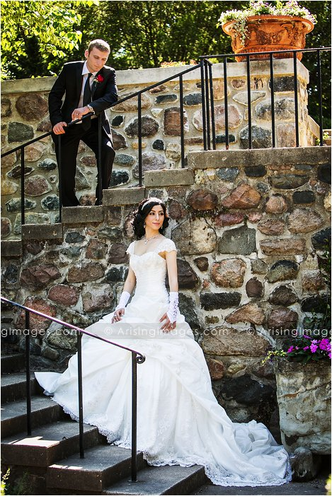 Wedding Photos at Cranbrook